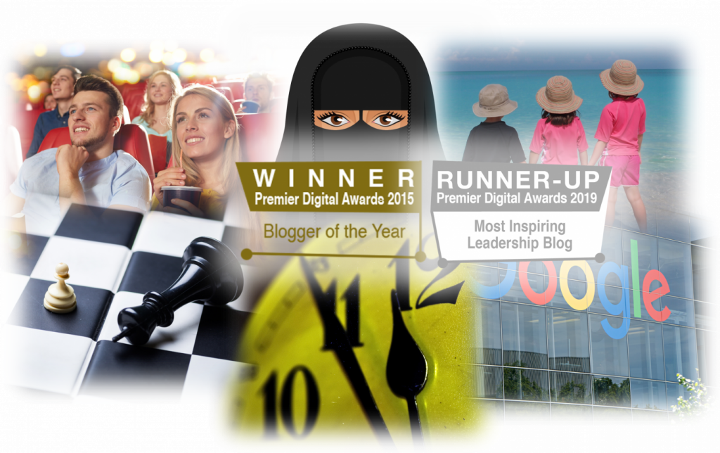 christian Blogger of the year