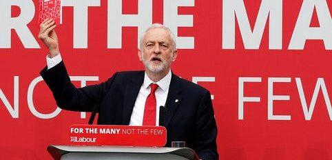 Jeremy Corbyn - vision