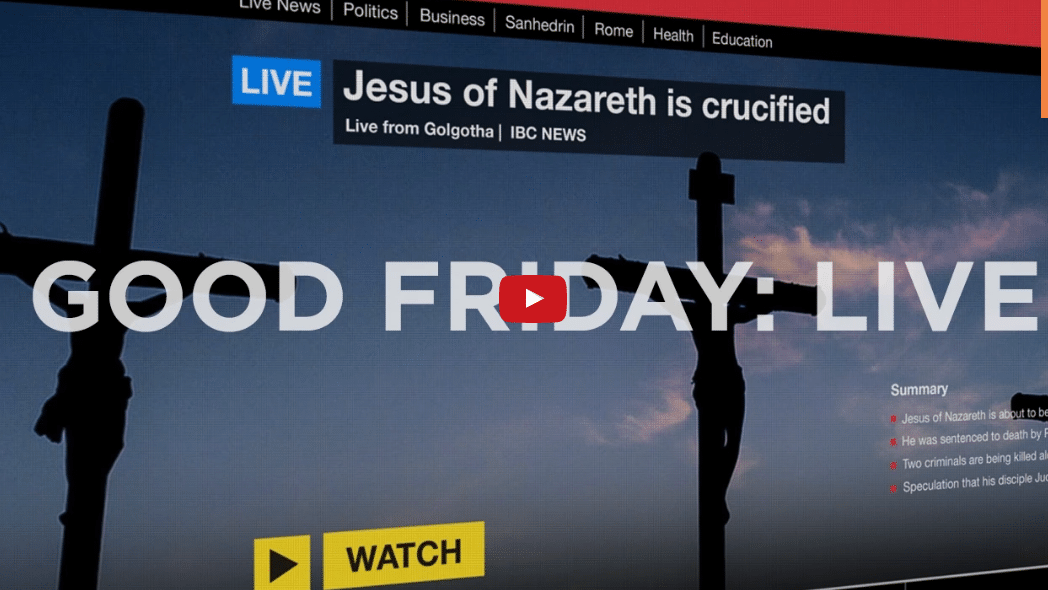 Good Friday live!