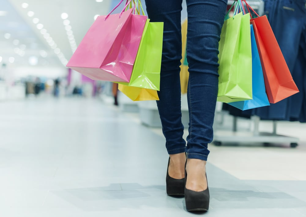 Shopping and wellbeing