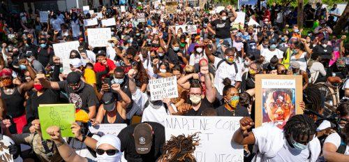 Black lives matter Racism