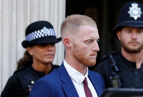 Ben stokes trial